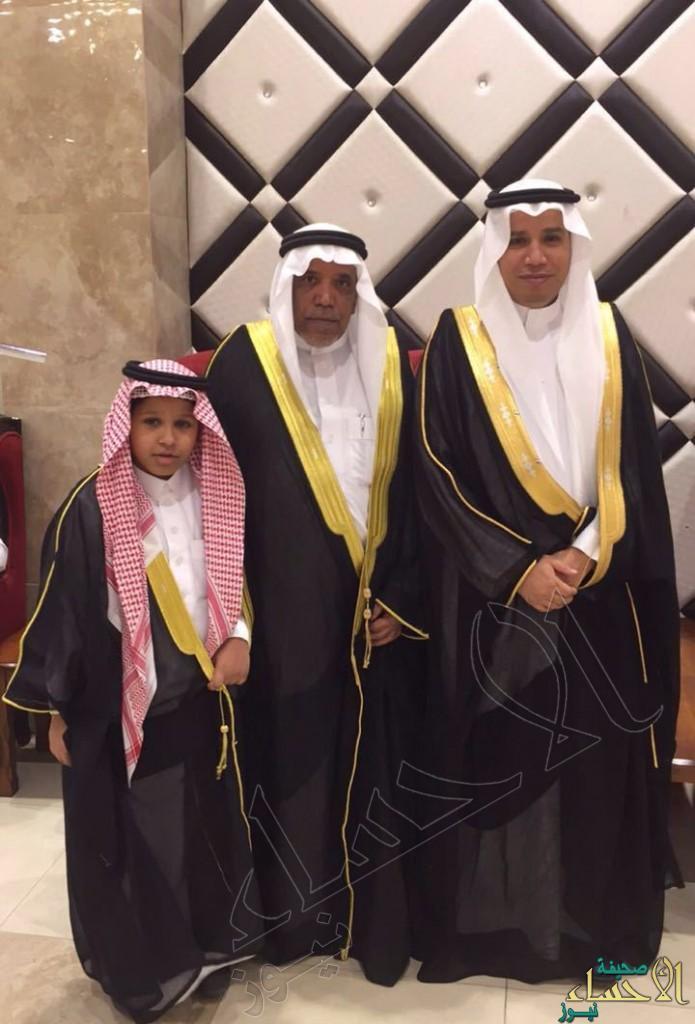 """أسرة الشجاجير تحتفل بزفاف ابنها """"عبدالله """""""