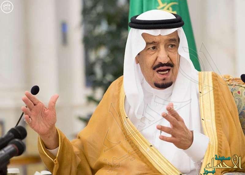 خادم الحرمين يهنئ الأمة بعيد الفطر ويؤكد: سنضرب بيد من حديد كل من يستهدف شبابنا