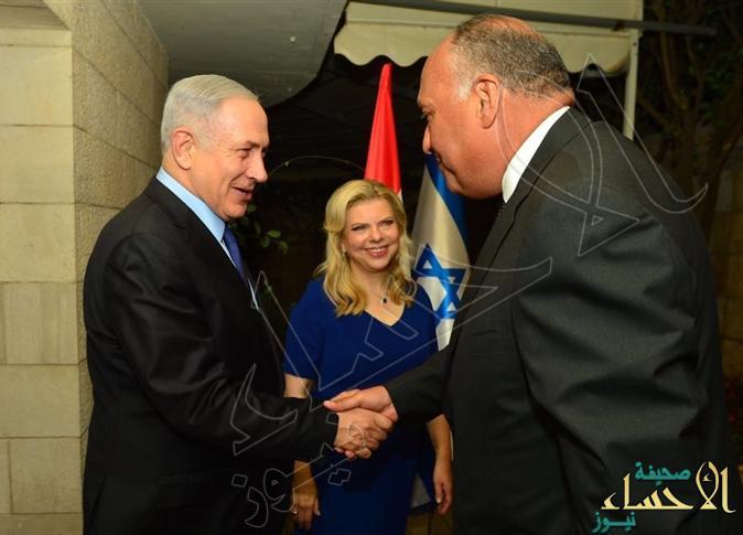 الصحف الإسرائيلية تكشف السر وراء ترحيب نتنياهو الشديد بوزير الخارجية المصري
