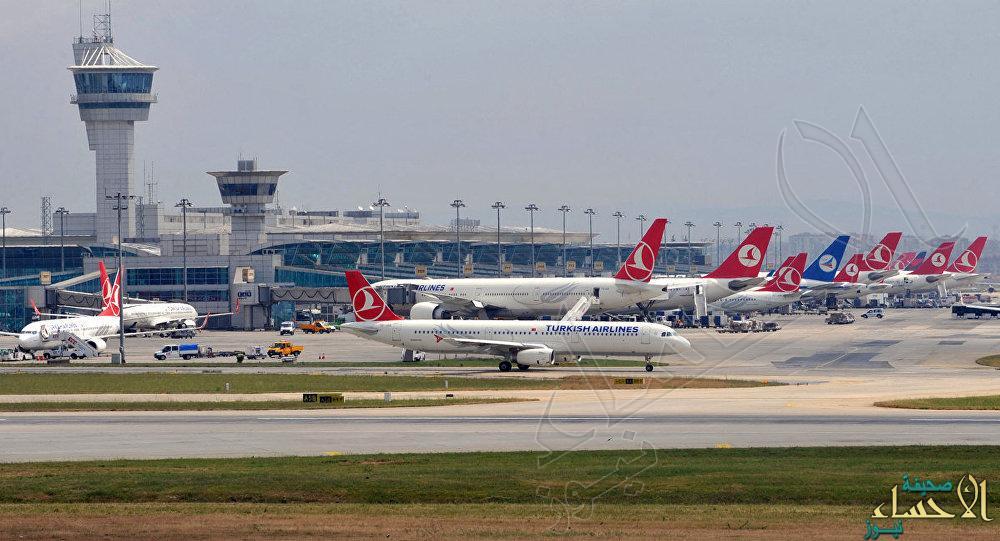 الخطوط التركية تعلن عودة العمل و استئناف الرحلات بمطار أتاتورك الدولي