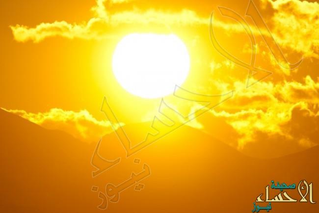 فلكي: المملكة تدخل في أشد أيام السنة حرارة لمدة 40 يوماً