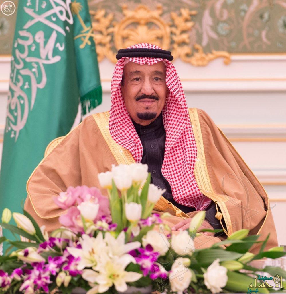 الملك سلمان: لقب خادم الحرمين شرف كبير ومسؤولية عظيمة