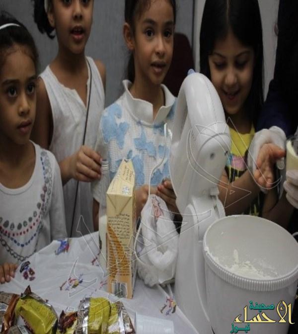 55 فتاة يشاركن في رحلة معالم #الأحساء السياحية