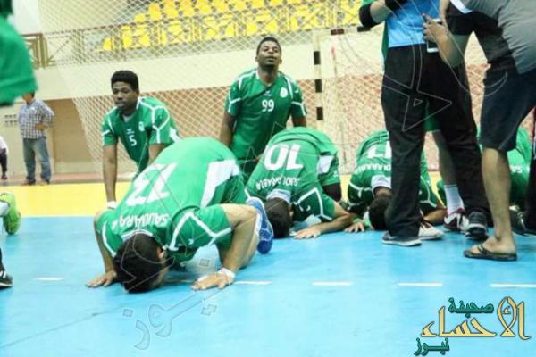 رغم التأهل لكأس العالم.. يد الشباب تخسر نهائي كأس آسيا لصالح #قطر