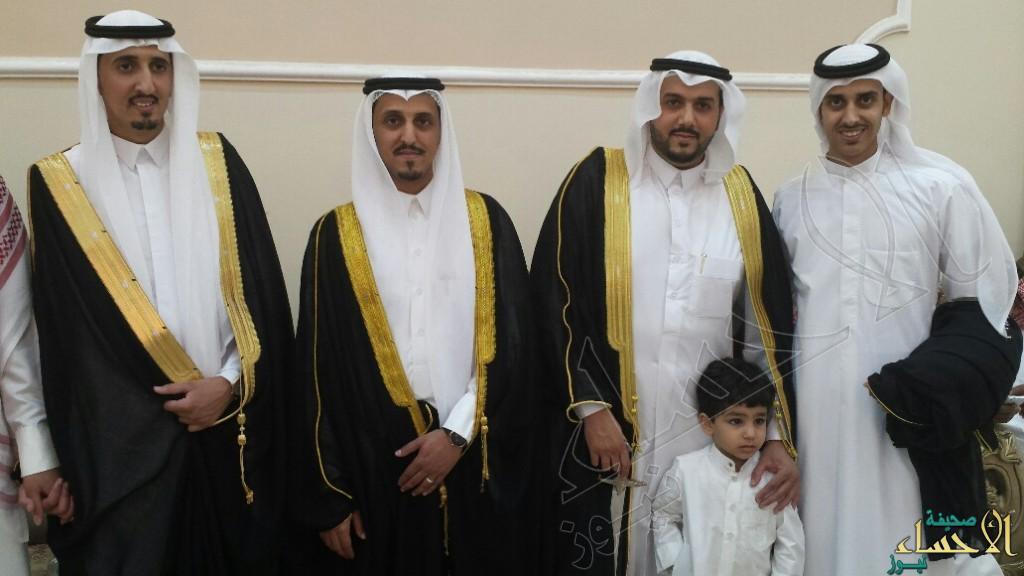 """أسرة الهزاع بالعيون تحتفل بزواج ابنها """"محمد"""""""