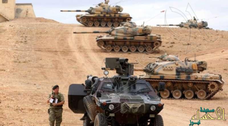 """""""درع الفرات"""".. الجيش التركي يبدأ عملية تحرير مدينة سورية من """"داعش"""""""