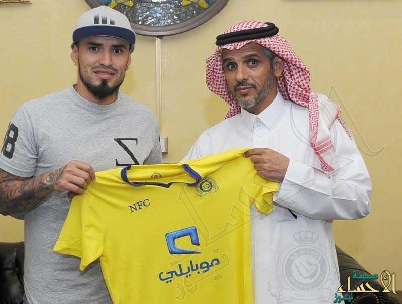 """""""الفيفا"""" يوافق على تسجيل مؤقت لمحترف النصر """"أيالا"""""""