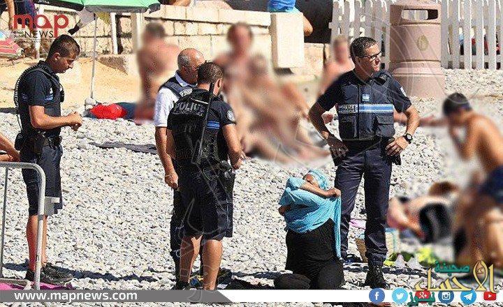 """المجلس """"الإسلامي الفرنسي"""" يطالب الحكومة بحل أزمة """"البوركيني"""""""