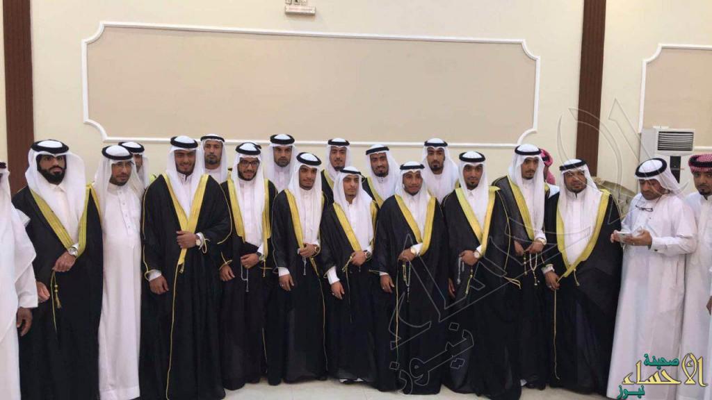 أسرة السالم تحتفل بزفاف ٢٢ شاباً وفتاة وسط حضور مهيب