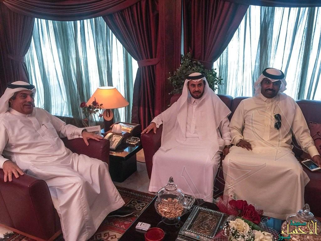 """نادي هجر يتلقى دعماً مالياً من رجل الأعمال """"الغدير"""""""