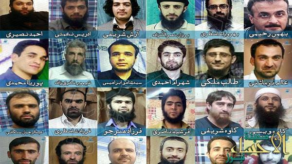 #إيران تعدم 21 سجيناً سنياً بشكل جماعي وسط استهجان عالمي !