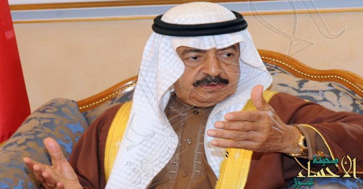 رئيس الوزراء البحريني يشيد بدور المملكة في الدفاع عن القضايا العربية