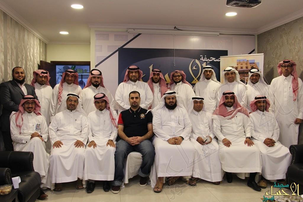 بالصور وفي دورته الأولى.. نشطاء #الأحساء يجتمعون في #ملتقى_أصدقاء_عبدالله_الاجتماعي