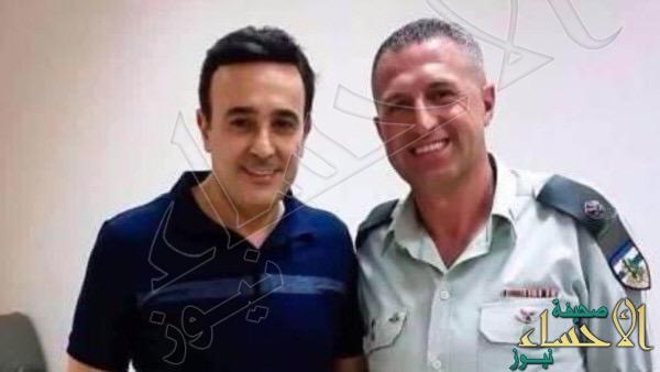 ما حقيقة الصورة التي جمعت صابر الرباعي بضابط إسرائيلي ؟
