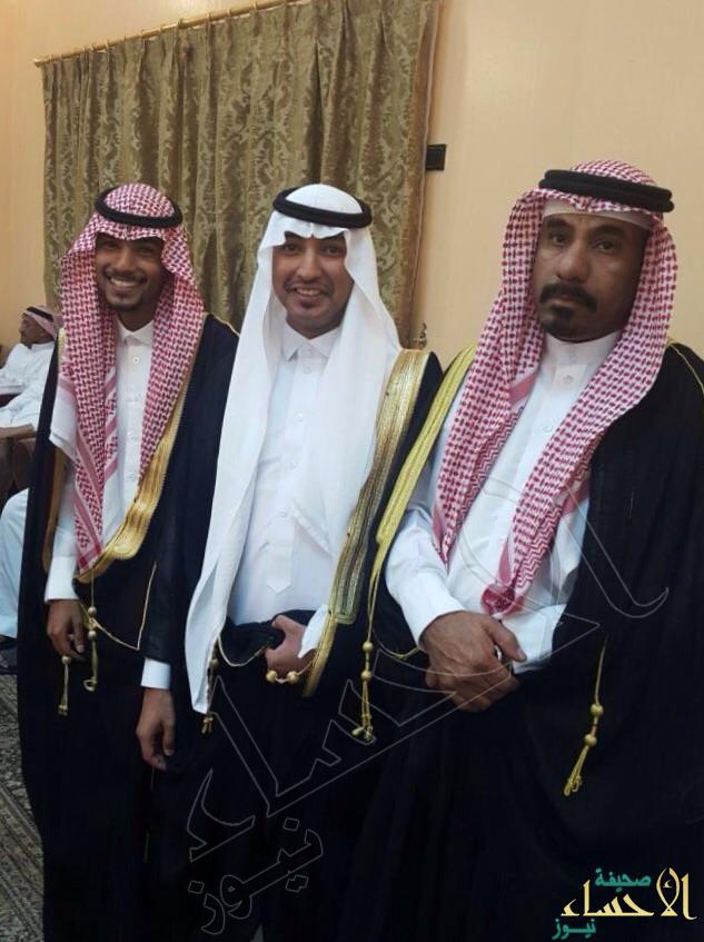 """"""" العديل """" تحتفل بزفاف ابنها """"محمد"""""""