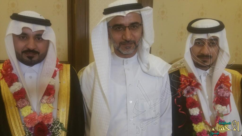 """""""الحدب"""" تحتفي بزواج أبناءها """"حسن"""" و""""هيثم"""""""