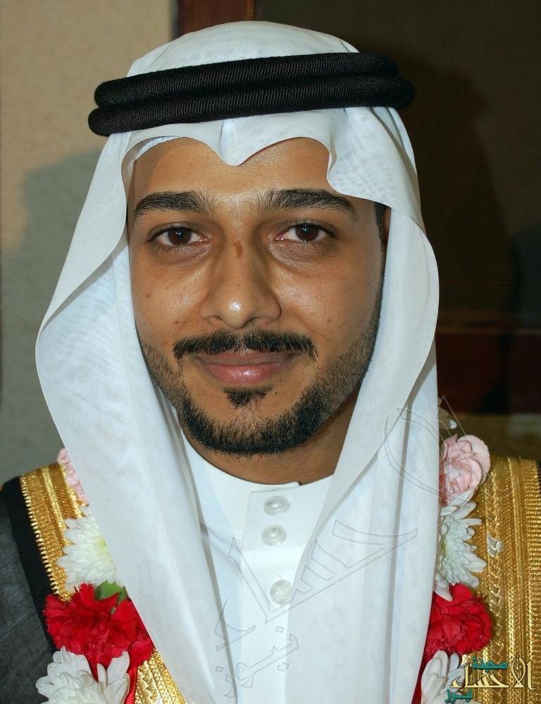 العريس علي محمد الغزال