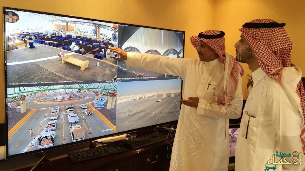"""في سابقة أولى على مستوى الخليج: بث مباشر لـ """"مزاد تمور"""" مهرجان الأحساء 2016"""