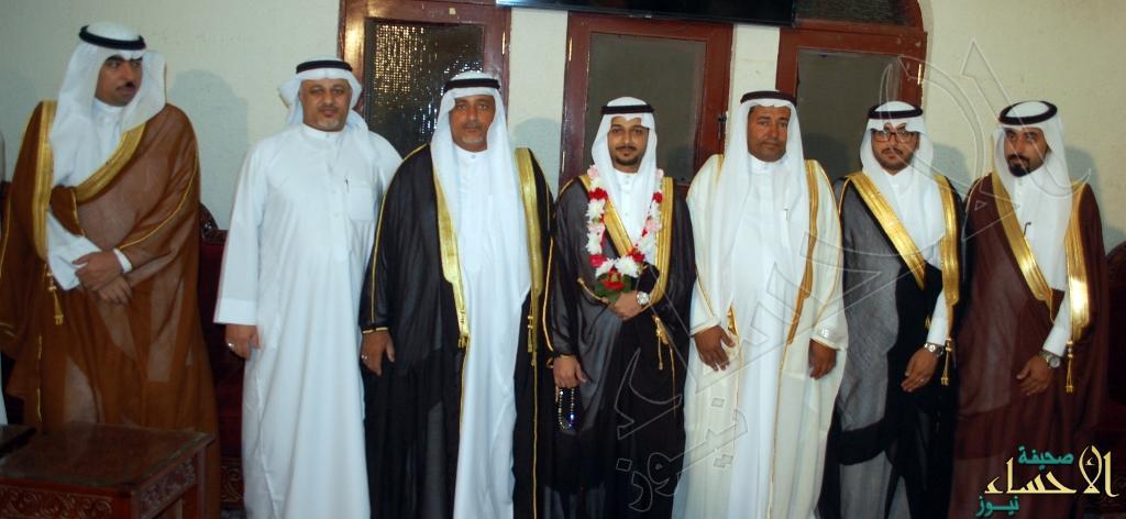 زواج علي محمد الغزال