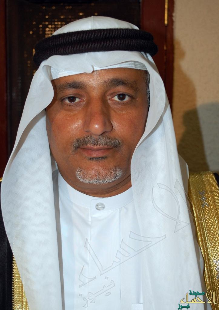 محمد الغزال والد العريس