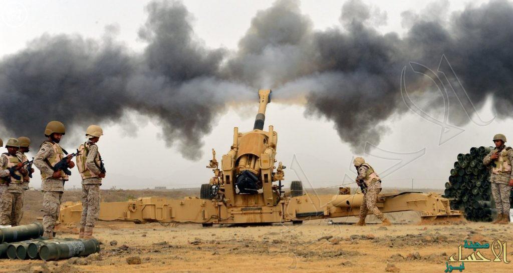 القوات السعودية تقتل عشرات الحوثيين وتدمّر راجمة صواريخ