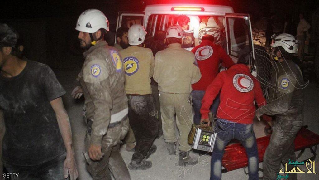 اتهام أمريكي صريح لروسيا بالتورط في قصف و قتل 16 من عمال الإغاثة