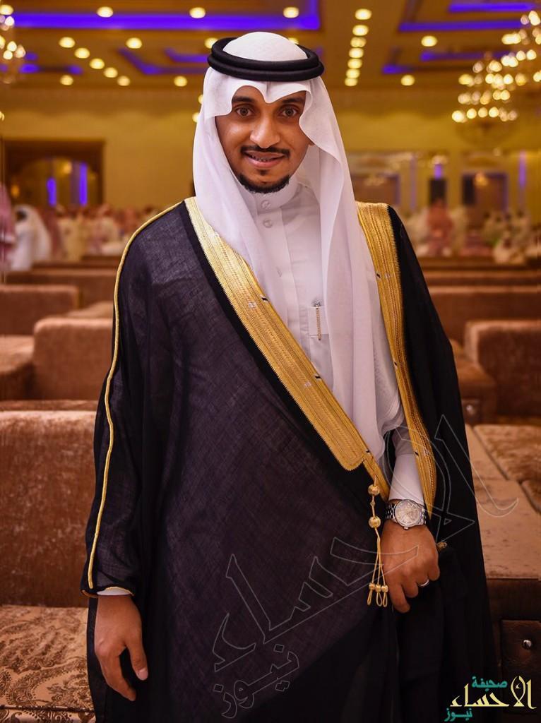 """""""العبدالواحد"""" تحتفي بزفاف نجلها """"عبدالعزيز"""""""