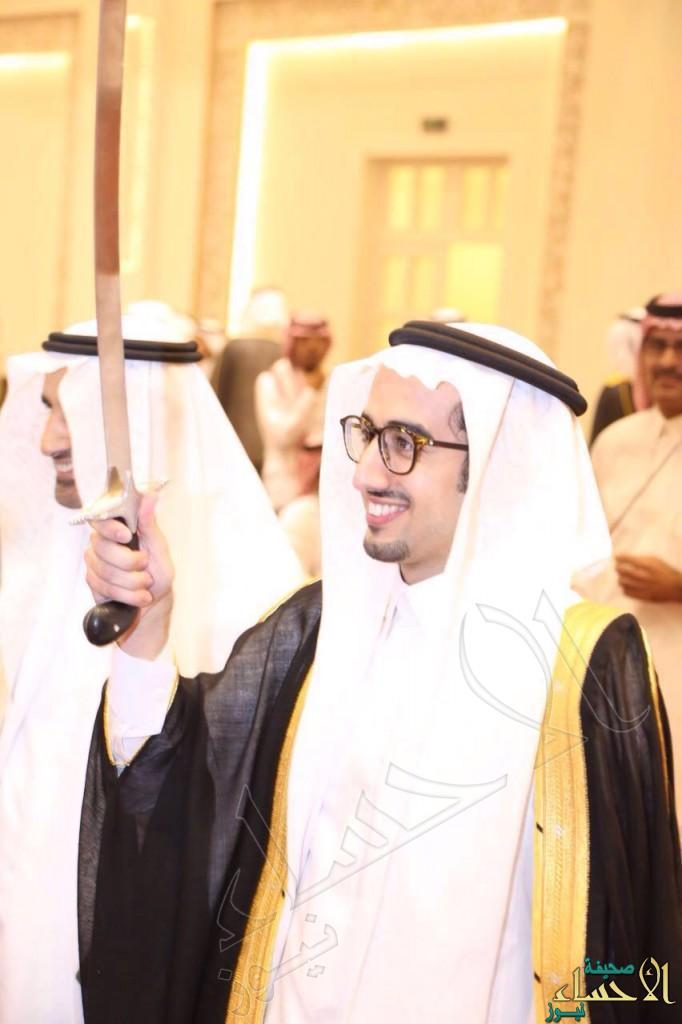 """آل الشيخ مبارك"" تحتفي بزواج ابنها ""هشام"""