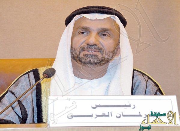 رئيس البرلمان العربي: تصريحات خامنئي محاولة لإثارة الفتنة بين الشعوب الإسلامية