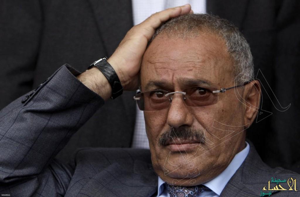 """المخلوع """"صالح"""" يفلت من محاولة اغتيال داخل مسجد بصنعاء"""