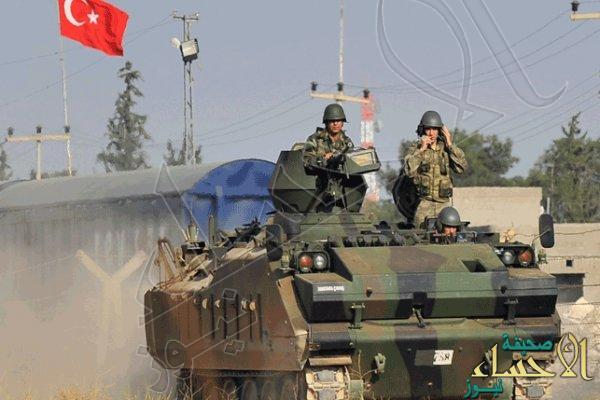 الجيش التركي يدفع بمزيد من الدبابات إلى شمال سوريا
