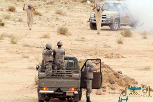 تفاصيل استسلام عشرات #الحوثيين على الحدود #السعودية