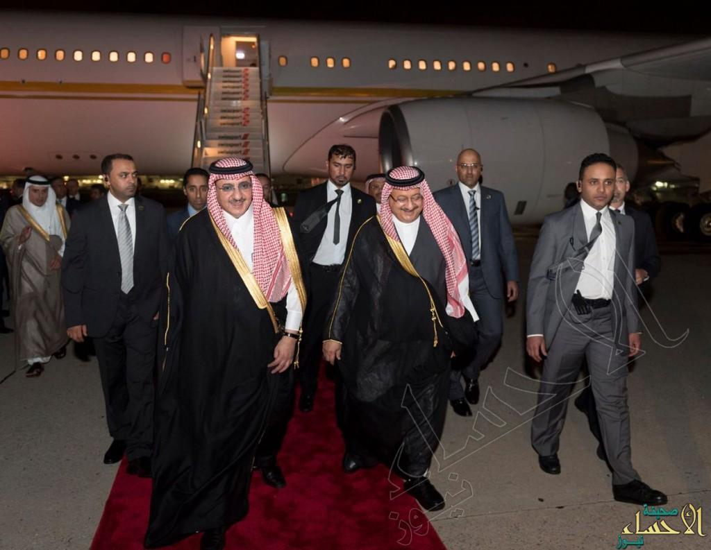 بالصور.. #ولي_العهد يصل #أمريكا ليرأس وفد المملكة في الجمعية العامة للأمم المتحدة