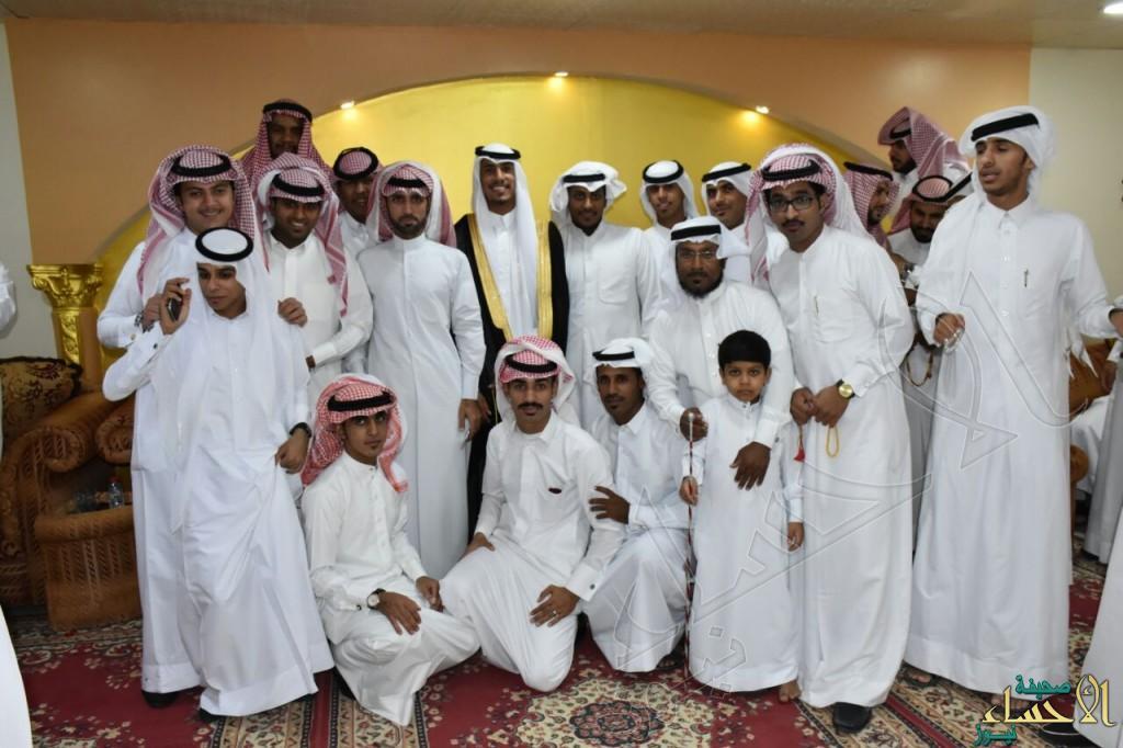 """أسرة الهزاع و السليم بمدينة العيون تحتفل بزواج """"محمد"""""""