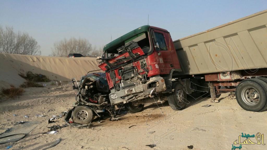 تقرير: انخفاض وفيات الحوادث المرورية بنسبة 33% خلال عامين