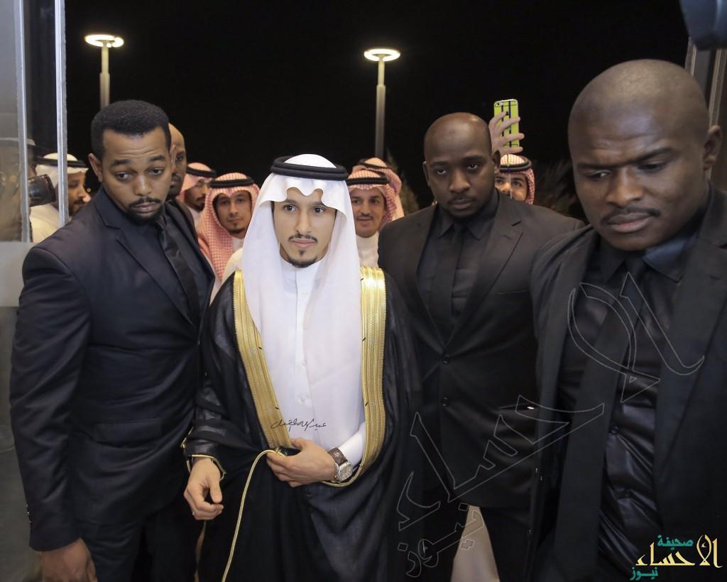 بالصور … «بودي جارد» حفل زواج خالد الغامدي يُشعلون «تويتر»