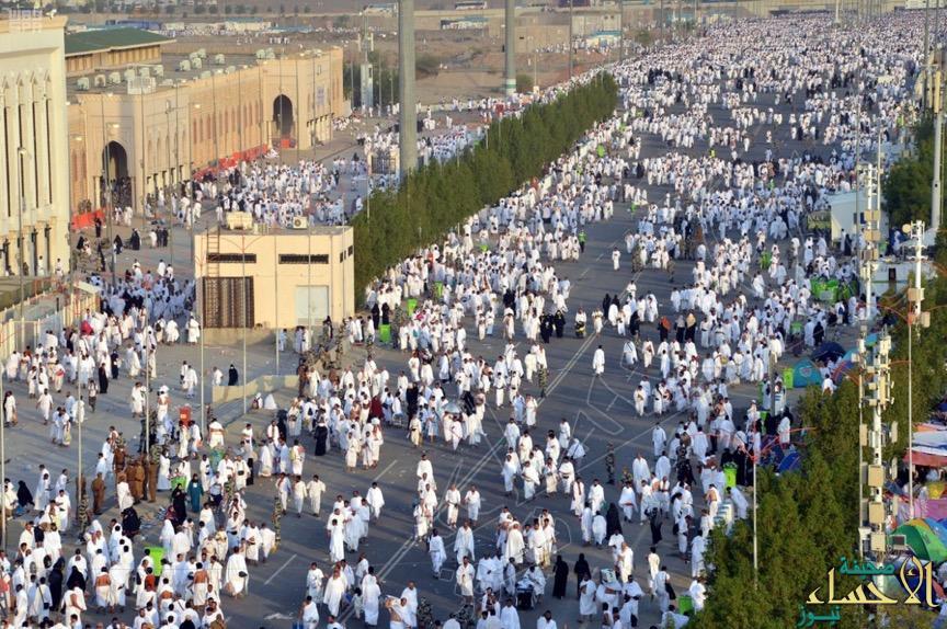 """طقس صحو """"يوم عرفة """" على مكة والمشاعر المقدسة"""