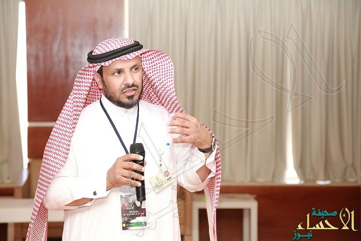 الدكتور عبد الله الشهري يتحدث في مؤتمر المستجدات في أمراض القلب