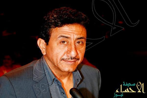 """ما خطب ناصر القصبي؟! .. والممثل يعلق: """"شكراً لمن سأل عني"""" !!"""