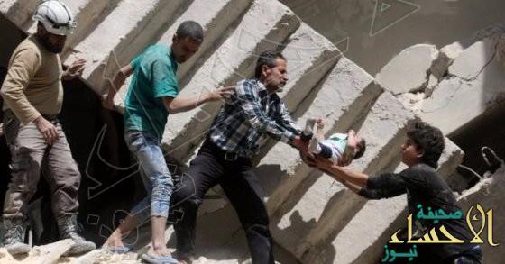 السعودية تعلن عن تكفلها بعلاج 150 طفلاً سوريًا من المصابين في #حلب