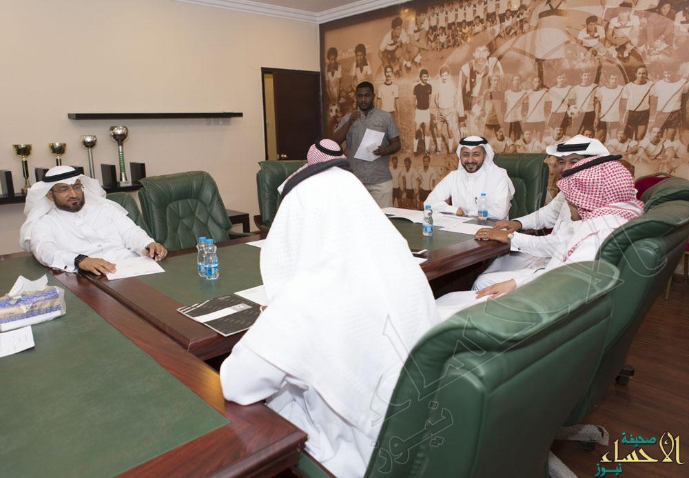 مجلس #هجر الجديد يعقد اجتماعه الأول بعد توزيع المناصب الإدارية