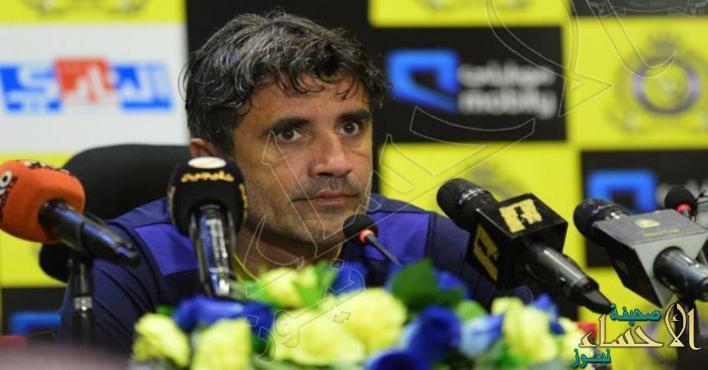 """مدرب #النصر : """"السهلاوي"""" كنز لأي مدرب"""
