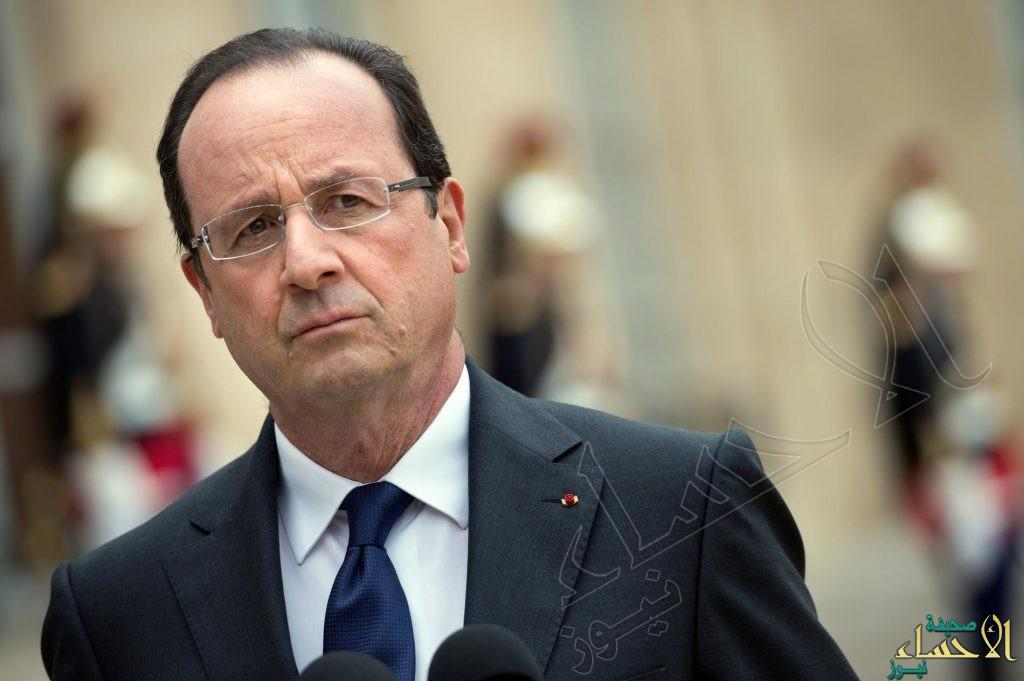 الرئيس الفرنسي: فرنسا لن تقبل بأي مخيم للمهاجرين على أراضيها