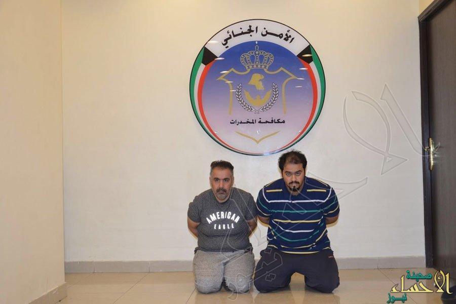 القبض على فنان خليجي شهير يروج المخدرات في #الكويت