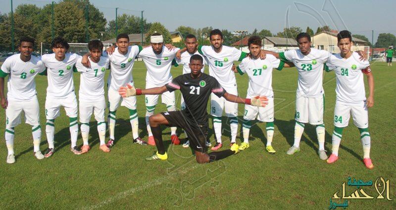 شباب المنتخب السعودي يصطدم بطموح البحرين في افتتاح كأس آسيا