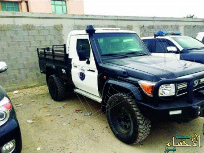 سيارات مصفّحة لحماية رجال الأمن بالميدان العام المُقبل