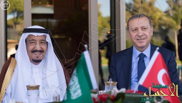 قمة سعودية تركية مرتقبة اليوم في الرياض