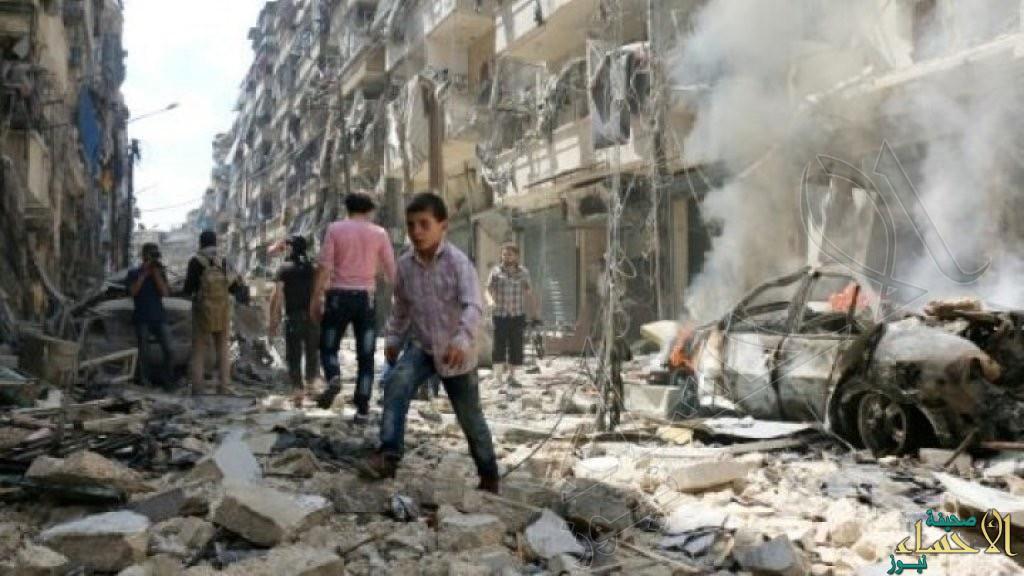 """الولايات المتحدة تتهم النظام السوري بانتهاج """"التجويع كسلاح في الحرب"""""""