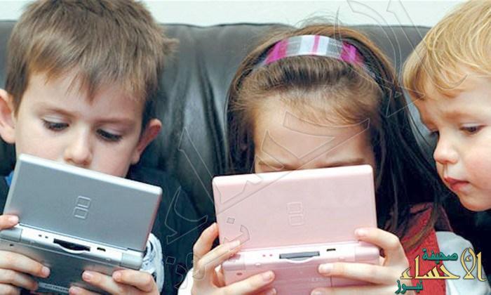 تحذيرات من إفراط الأطفال في ممارسة الألعاب الإلكترونية