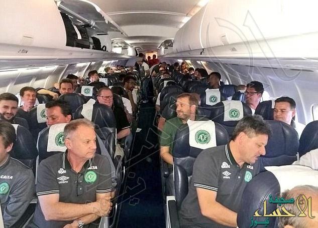 صور مؤلمة … تحطم طائرة فريق برازيلي قبل خوضه نهائي ''كوبا سود''
